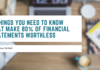 8 Things You Need To Know About Financial Statements Of A Company