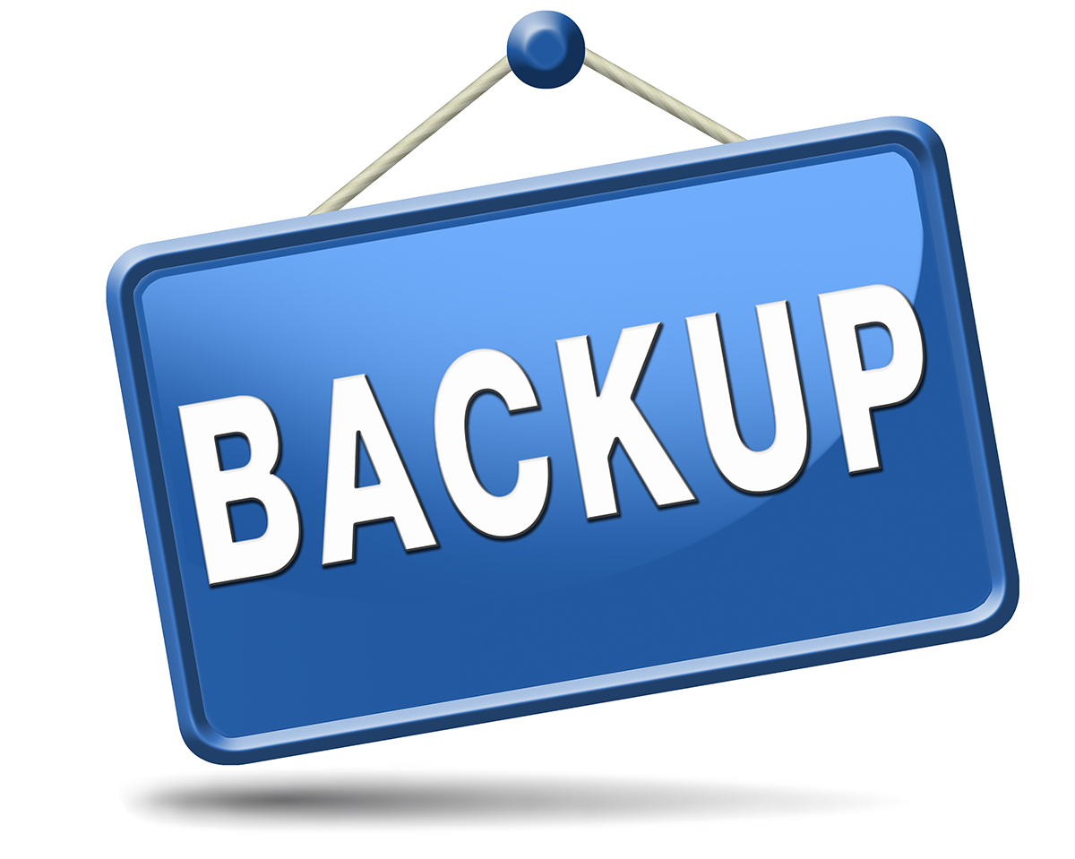 Backing Up Your Systems