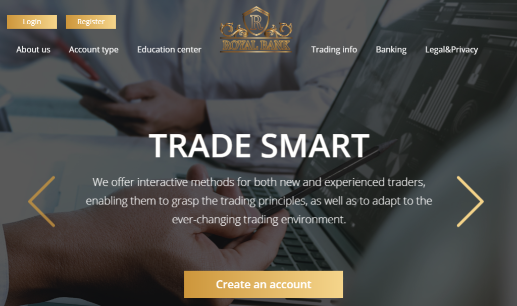 RoyalCBank is a Popular Bitcoin Broker For Investing